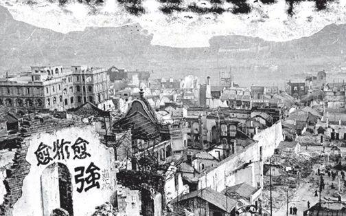 北碚这15条街道,就是大半个中国