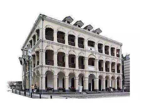 距离解放碑最近的西式建筑文物 经修缮后首次开放