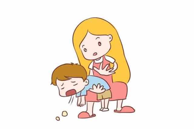 孩子频频咳嗽 到底要不要去医院?