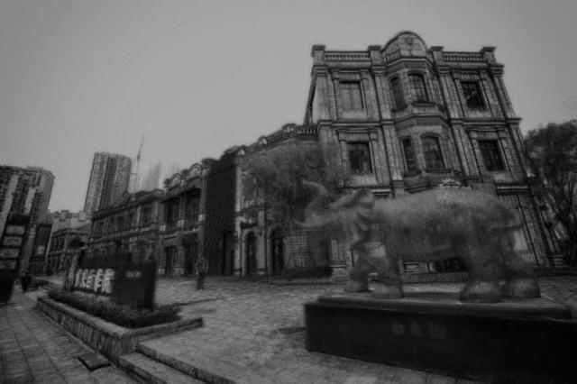 带你探寻渝中百年老街——重庆白象街